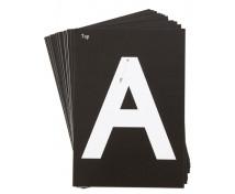 [Karty pre Svetelnú tabuľu mini -velke pismena,20 ks]
