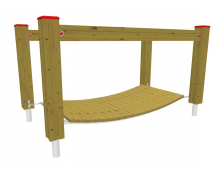 [Dřevěný most]