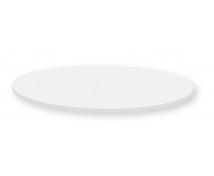 [Stolová deska 25 mm, ŠEDÁ - kruh]