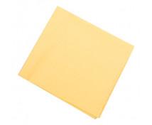 [Obliečky NOMI - Jednofarebné žlté - sada na vankúš a paplón]