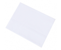 [Obliečky NOMI - Jednofarebné biele - sada na vankúš a paplón]