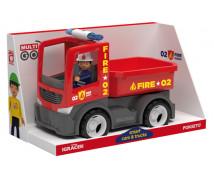 [Igráček MultiGO Fire - Valník s hasičom]