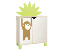 [Skříňka Opička - na nožičkách]