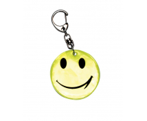[Reflexný prívesok - Smile (5 x 5 cm)]