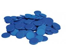 [Plastové žetony - modré]