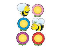 [Dekorácie Včielky a kvietky-DOP]