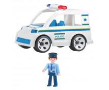 [Igráček - Policista s autem]