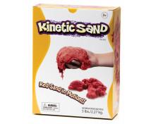 [Kinetic Sand - červený]