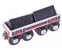 [Vagón s uhlím DOP]