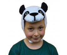 [Czapki do przedstawień 5 - Zwierzęta egzotyczne - Panda]