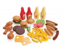 [Fast food sada]