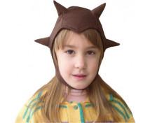 [Kostýmové čiapky - Ježko]