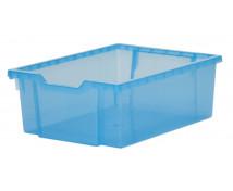 [Plastový kontejner - transparentní borůvka]