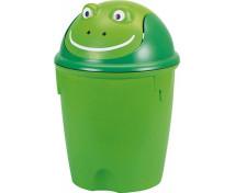 [Kôš na odpadky zvieratká - Žaba  VYR]