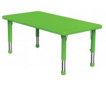 [Plastová stolová deska - obdélník - zelená]