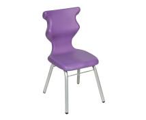 [Dobrá stolička - Classic - výška sedu 31 cm - fialová]