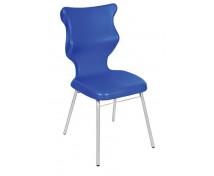 [Dobrá stolička - Classic - výška sedu 46 cm - modrá]