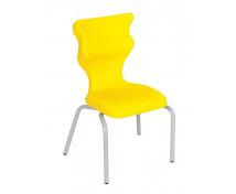 [Dobrá stolička - Spider (35 cm) žltá]