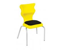 [Dobrá stolička - Spider Soft  (35 cm)  žltá]