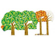 [Dekorácia - Strom - ročné obdobia]