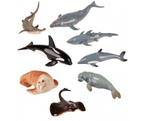 [Plastové zvieratká - V mori]