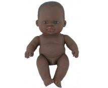 [Bábiky rôznych kultúr, 21 cm, africký typ - chlape]