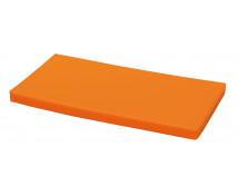 [Sedák na skrinku KS21 - oranžový]