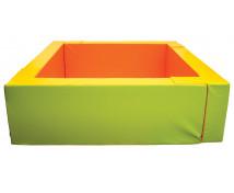 [Štvorcový bazén - Bazén 180 (180 x 180 x 60 cm)]