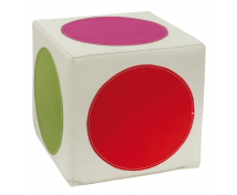 [Kocka na hru, farby]