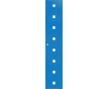 [Dvere Veľké - MDF - štvorce - modré]