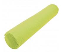 [Vankúš 140, zelený, priemer 30cm]