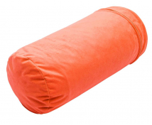 [Vankúš 90, oranžový, priemer 20cm]