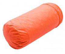 [Vankúš 70, oranžový, priemer 20cm]