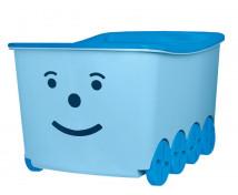 [Plastový box Smiley na kolieskach VYR]