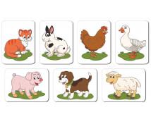 [Zvieratká - farma]