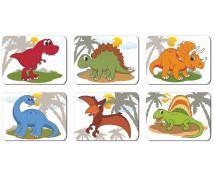 [Zvieratká - dinosaury]