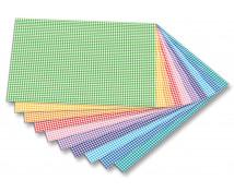 [Kartón so vzorom - štvorce]