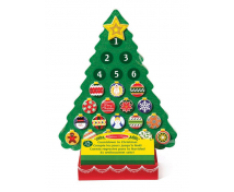 [Adventný kalendár - stromček]