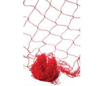 [Dekoračná sieť 5x1 m - červená oko 10x10]