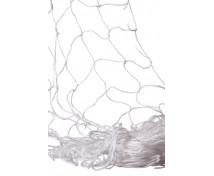[Dekoračná sieť 5x1 m - biela oko 10x10]
