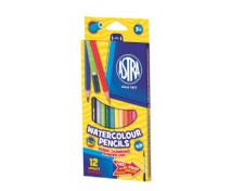 [Akvarelové pastelky, 12 barev]