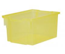 [Plastový kontejner - transparentní citron]