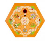 [Nástěnný labyrint včelka 2]