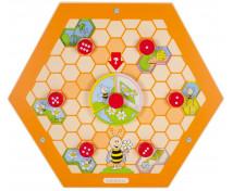 [Nástenný labyrint včielka - Včielka 4]