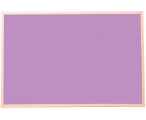 [Korková tabuľa - far.1 60x90 fialová]