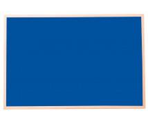 [Korková tabuľa - far.1 60x90 modrá]