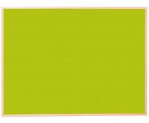 [Korková tabuľa - far.2 90x120 zelená]