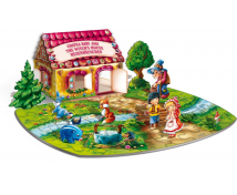 [3D puzzle - Janko a Marienka DOP]