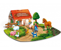 [3D puzzle - Farma VYR]