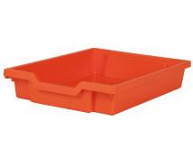 [Plastová zásuvka - oranžová]